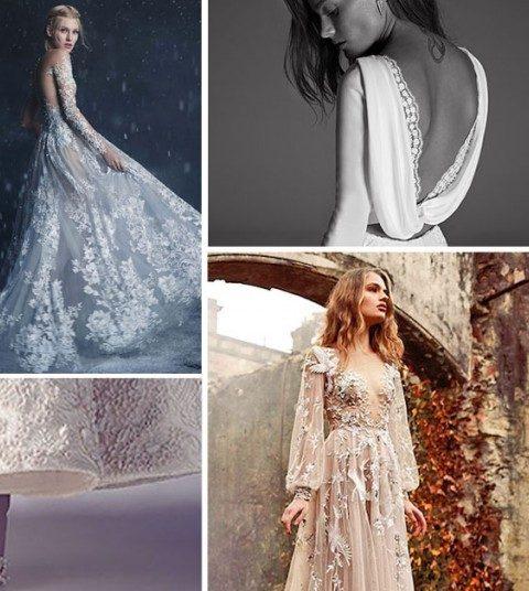 20 robes de mariée féériques pour un mariage d'hiver