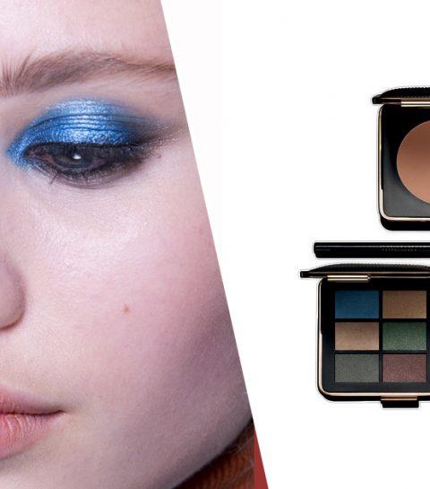 Beauty Look: un regard «bleu saphir» totalement envoûtant