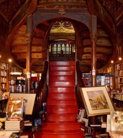 Top 10 des plus belles librairies du monde