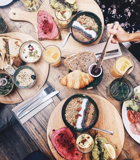 Top 10 des brunchs veggie friendly à Bruxelles