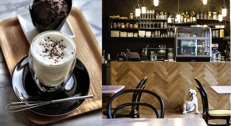 chocolat chaud Bruxelles Kaffa
