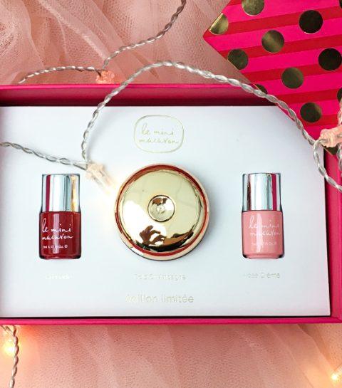 Manucure: la Christmas box qui nous fait rêver