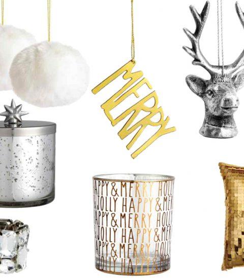 H&M Home : la décoration de Noël que l'on veut chez nous