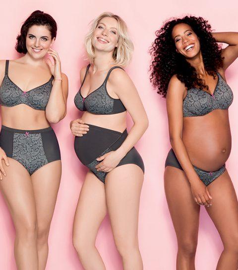 Découvrez la lingerie de grossesse Anita