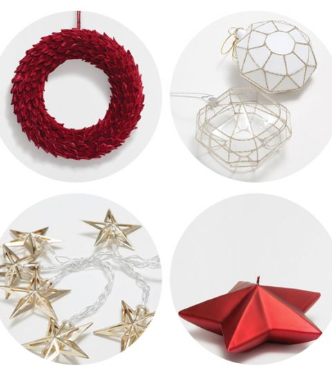 Zara Home : on craque pour la collection Noël 2016