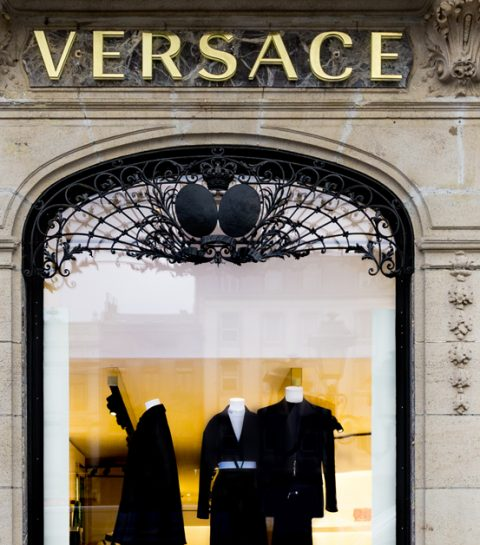 Le mot de Donatella versace sur la nouvelle boutique bruxelloise