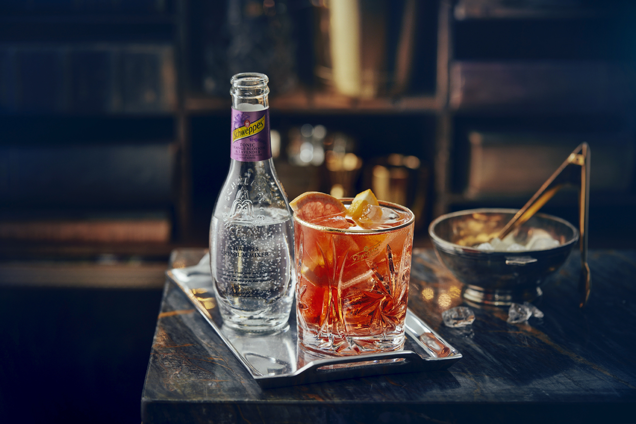 Cocktails de nouvel an