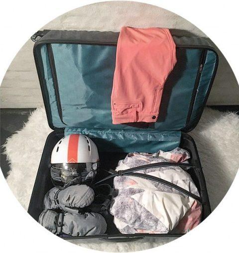 10 astuces pour faire sa valise comme une pro pour le ski