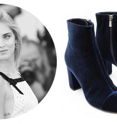 La marque belge de chaussures Morobé lance une collab' avec Chiara Ferragni