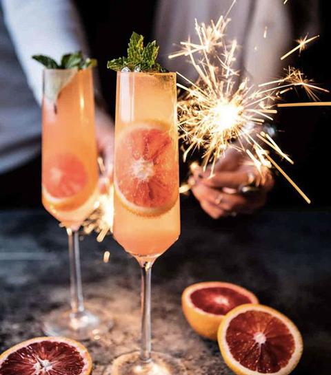 5 recettes de cocktails pour impressionner vos invités au Nouvel l'An !