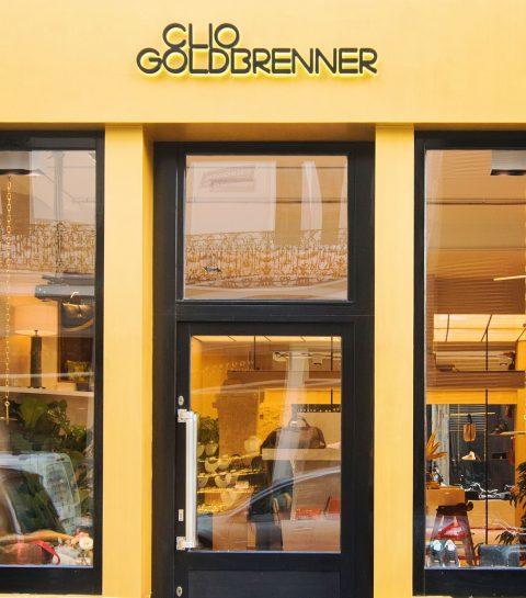 Comment Clio Goldbrenner s'est imposée dans le plus cool des quartiers anversois