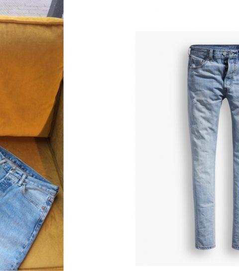 Levi's dévoile un nouveau jean: le 501 skinny