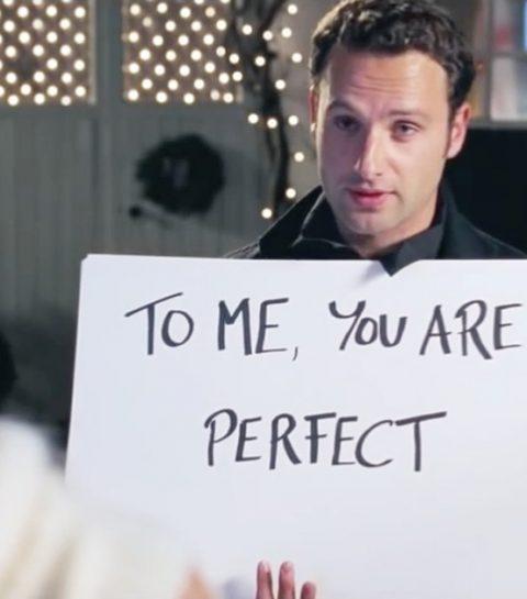 La parodie parfaite d'une scène de Love Actually