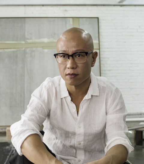 Max Mara présente une collection capsule avec l'artiste Liu Wei