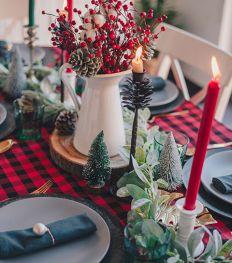 20 idées pour rendre votre repas de Noël inoubliable
