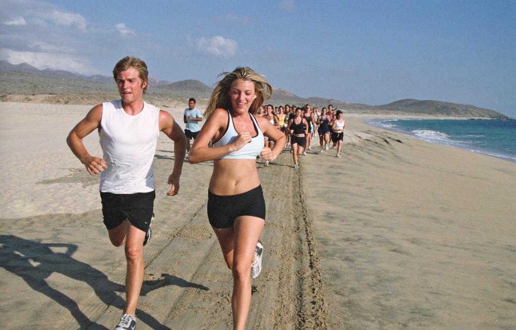 Le jogging. Simple, pas cher et efficace, ce sport sculpte harmonieusement les jambes et les fesses.