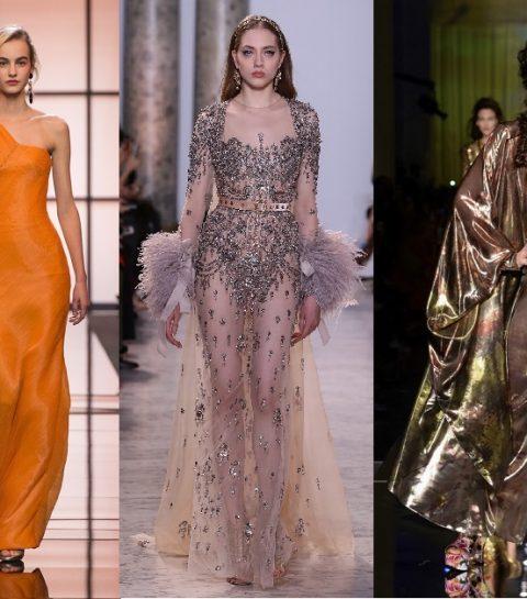 Haute Couture : des tendances et des coups de coeur