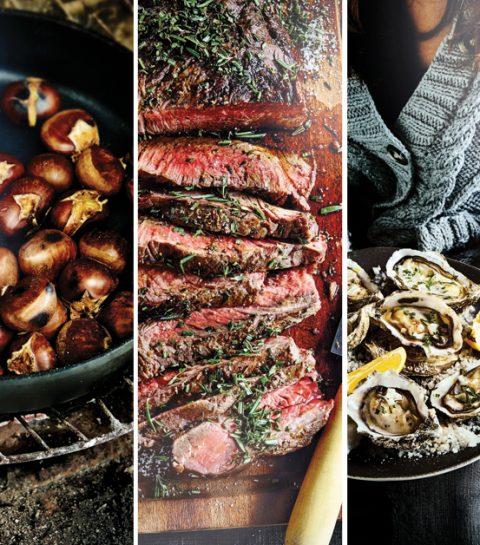 7 recettes délicieuses au feu de bois
