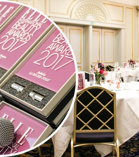 Toutes les photos des ELLE INTERNATIONAL BEAUTY AWARDS 2017