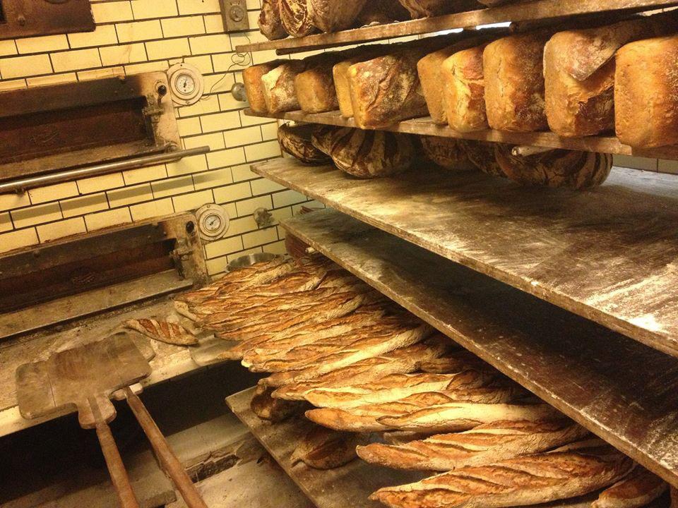Photo de l'atelier de boulangerie C'est si bon