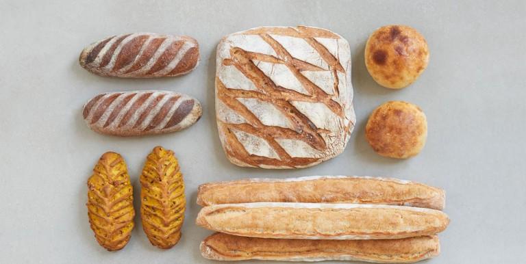 Photos des pains de la boulangerie Eric Kayser