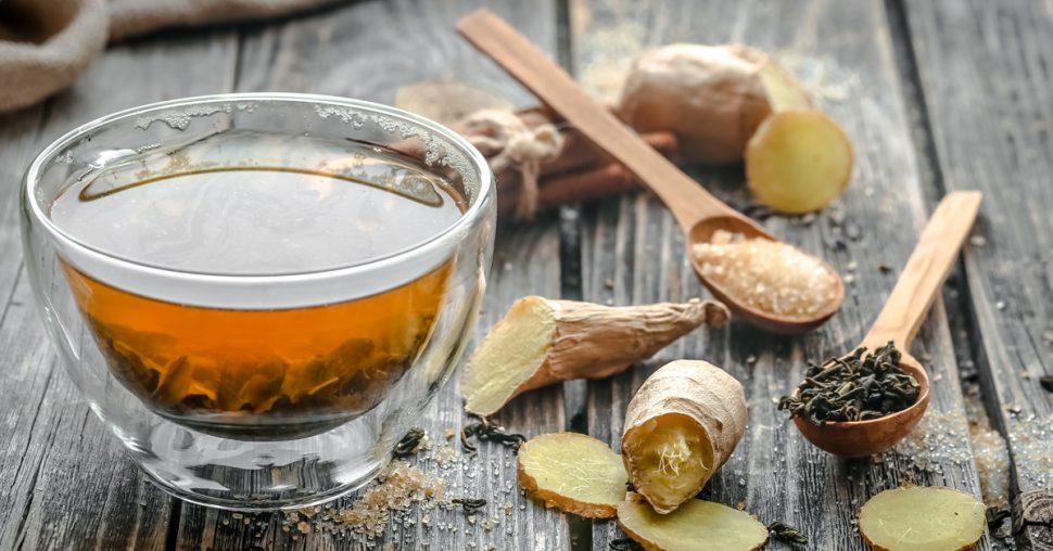 Détox: 5 infusions pour éviter de tomber malade cet hiver
