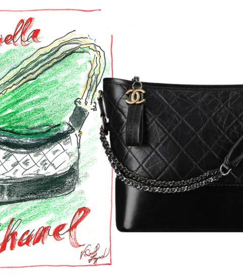 Le nouveau sac de Chanel
