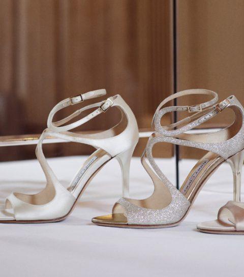 Mariage: la collection de chaussures féériques de Jimmy Choo