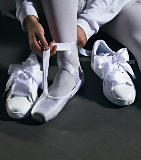 Swan Pack: la collaboration entre Puma et le New York City Ballet