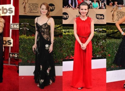 SAG Awards: les plus beaux looks