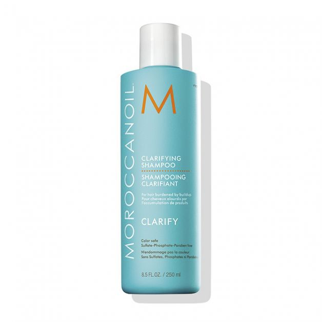 shampooing moroccanoil