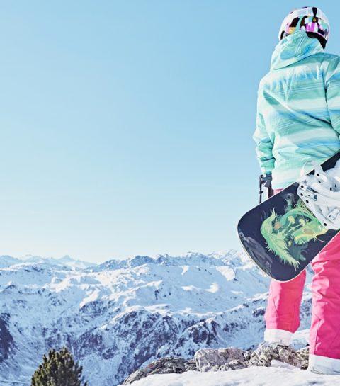 Un exercice tout simple pour éviter les blessures au ski