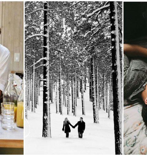 10 idées originales pour un rendez-vous romantique en hiver
