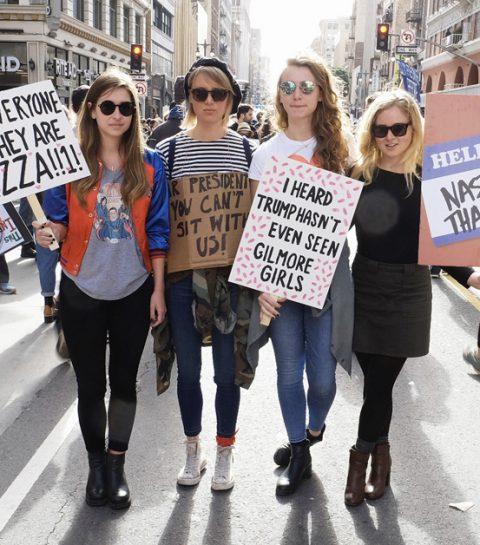 Women's March: tout ce qu'il faut savoir