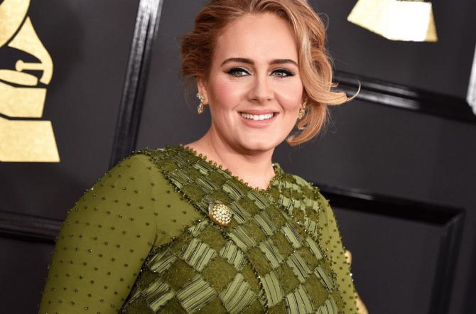 Adele grammy 2