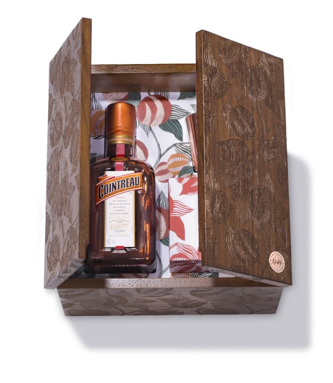 Cointreau x Liberty London