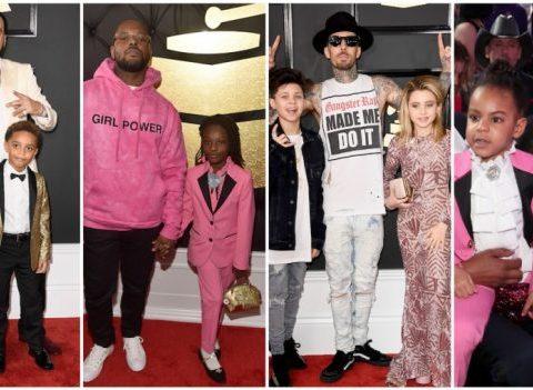 Grammy Awards 2017: les enfants de stars ont fait le show