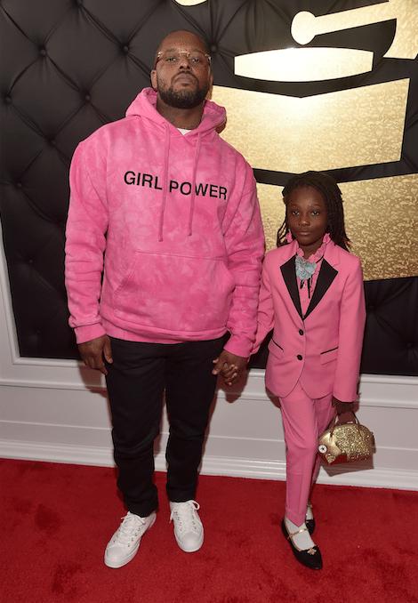 Grammy-Awards-2017-Blue-Ivy-Gucci-smoking-kids-red-carpet-rode-loper-6