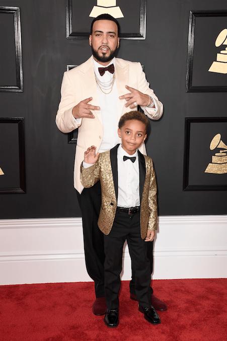 Grammy-Awards-2017-Blue-Ivy-Gucci-smoking-kids-red-carpet-rode-loper-8