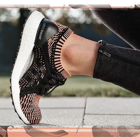 L'UltraBOOST X d'Adidas: la chaussure de course au féminin
