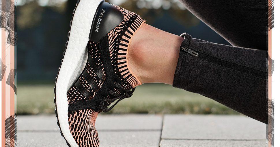 L'UltraBOOST X d'Adidas : la chaussure de course au féminin