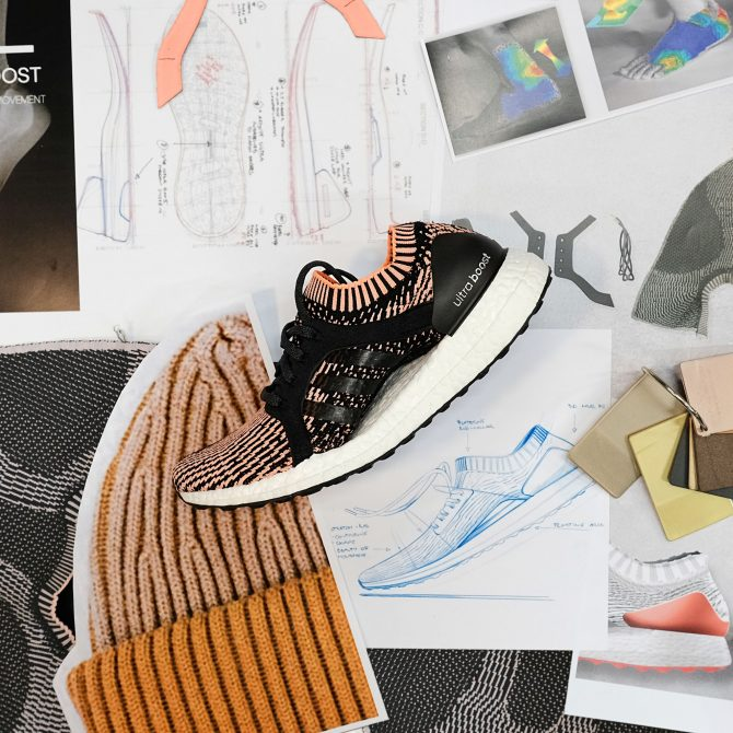 UltraBOOST X shoe