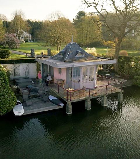 5 Airbnb originaux pour une nuit caliente en Belgique
