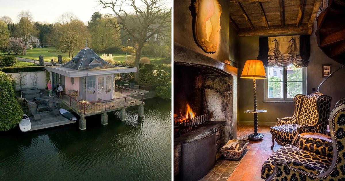 5 airbnb originaux pour une nuit caliente en belgique. Black Bedroom Furniture Sets. Home Design Ideas