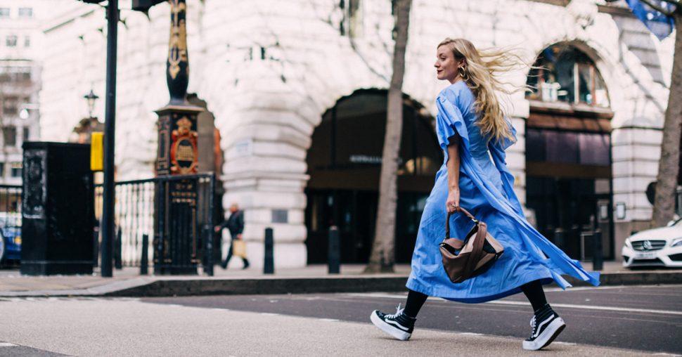 Streetstyle: comment être lookée en restant à plat ?