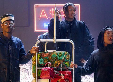 Zalando «remixe» la mode avec A$AP Rocky