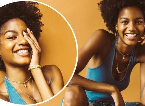 Ebonee Davis dénonce le racisme dans l'industrie de la mode