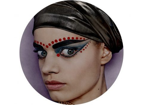 La nouvelle ligne de make-up Les Yeux Noirs de Christian Louboutin