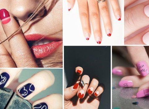 10 nails art romantiques pour la Saint-Valentin