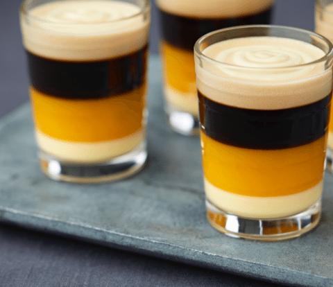 Tournée minérale: le pousse-café parfait 100% original